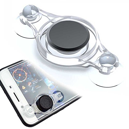 Cheap Accessories inDomit Mobile Game Fling Joystick Phone Analog Controller Rocker, Mini Size Transparent..