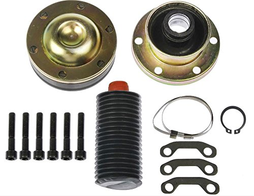 er Shaft CV Joint Kit Front Drive-Shaft Transfer-Case Side 2006 Mitsubishi Raider 2001-2003 Dodge Durango 2001-2007 Dakota 2005-2010 Jeep Grand Cherokee 2006-2010 Commander ()