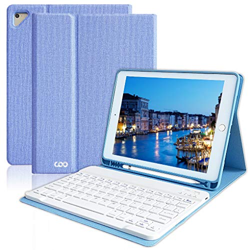 iPad Keyboard Case 6th Gen for 9.7 iPad Pro 2018/2017 (5th Gen)