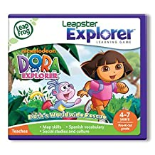 Leapfrog Enterprises Lfc39044 Dora The Explorer Leapfrog Leapster