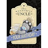 Uncle Birthday Me to You Bear Card