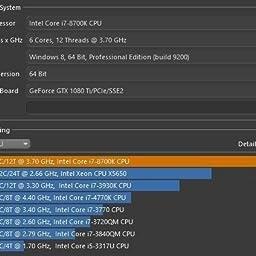 Intel Core I5 8500 Desktop Processor 6 Core Up To 4 1ghz Turbo Lga1151 300 Series 65w Amazon Co Uk Computers Accessories