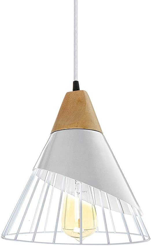 PHILIPS Lampe de chevet sommeil salon chambre plafond pendule suspensions blanc