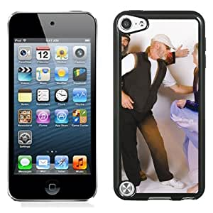 Beautiful Designed Cover Case With Steeleye Span Band Girl Beards Light For iPod Touch 5 Phone Case