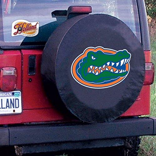Florida Gators College Spare Tire Covers Size: Z - 33 x 12.5 Inch (Florida Gator Tire Cover compare prices)