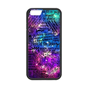 Panic! at the Disco Hard Coated Cover Case for iPhone 6 4.7