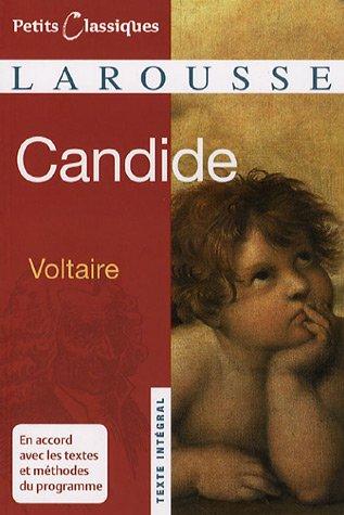 Candide: Ou L'optimisme (Larousse Petits Classiques) (French Edition)