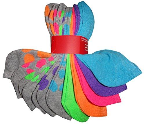 Price comparison product image Esprit Womens Sport Socks Multicolor (pack of 10)