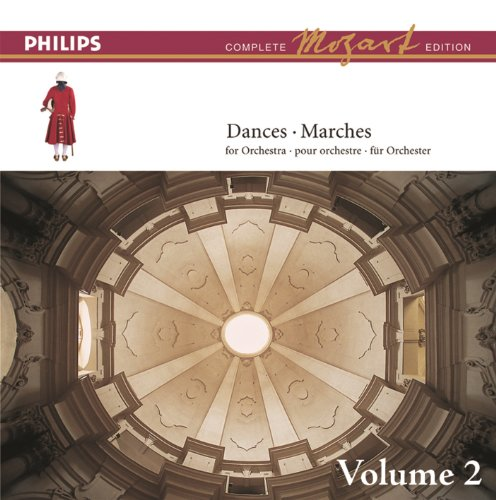 Mozart: The Dances & Marches, Vol.2 (Complete Mozart Edition)