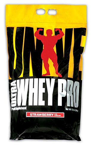 Universal Nutrition Ultra Whey Pro, Strawberry, 10-Pounds by Universal Nutrition