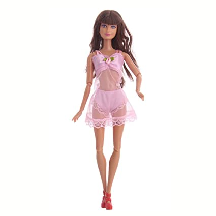 14621588b8d6c Barbie Dolls Underwear Handmade Underclothes Set Undies Underpants ...
