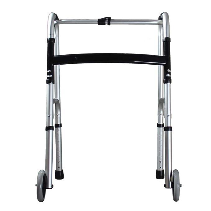 XINKONG Andador Soportes para Caminar Andador Anciano ...