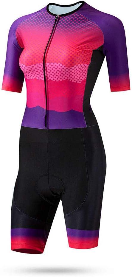 YDJGY Ciclismo Conjunto Jersey Mujer Mtb Bike Ropa Verano Ropa ...