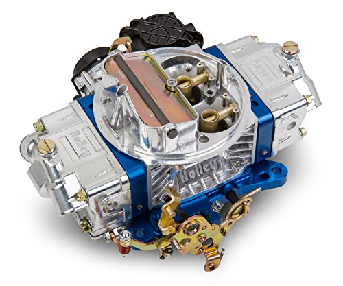 Holley 0-86670BL 670 CFM Ultra Street Avenger Four Barrel Carburetor - Blue 670 Cfm Street Avenger Carburetor