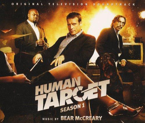 Human Target (Season 1) (Soundtrack) (Expanded 3 Disc Set) (One Target)