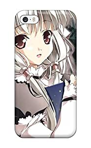 High Impact Dirt/shock Proof Case Cover For Iphone 5/5s (chi Cute)