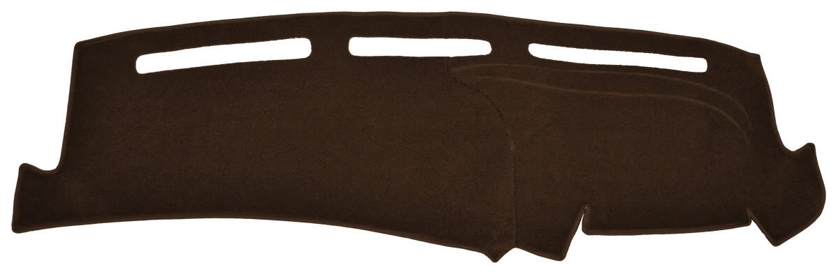 Fits 1981-1987 Seat Covers Unlimited Chevy Pick-up Dash Cover Mat Pad Custom Carpet, Maroon