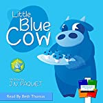 Little Blue Cow | J.N. Paquet