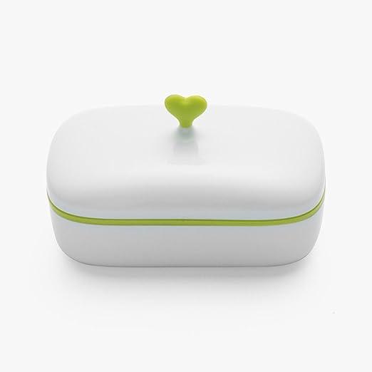 Platos de jabón, yukong Travell plástico jabón caja de disco Caso ...