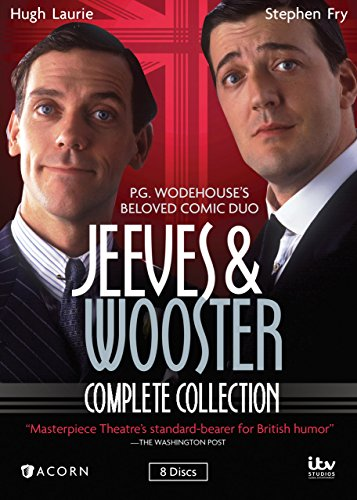 Jeeves & Wooster Complete Collection by Jeeves