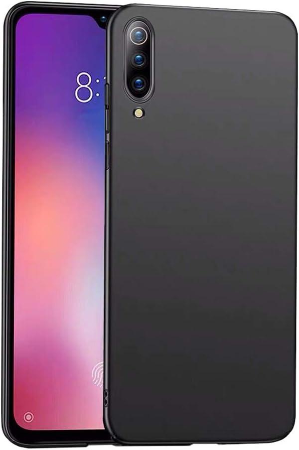 LAYJOY Funda Xiaomi Mi 9, Ligera Carcasa Silicona Suave TPU Gel Bumper Case de Protectora [Antideslizante] [Anti-Golpes] Cover Caso para Xiaomi Mi 9 (2019) 6.39