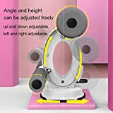 Hosoncovy Freely Adjustable Suction Sit Up Bar