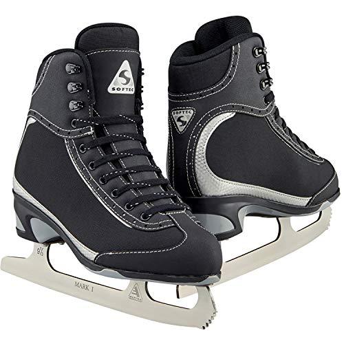 Jackson Ultima Softec Vista ST3200 Figure Ice Skates for Women/Color: Black, Size: Adult 9 (Jackson Softec Ice Skates)
