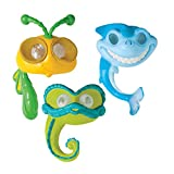 Educational Insights GeoSafari Jr. Animal Eye Viewers Party Pack of 9