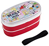 Snoopy Lunch Box 3d Lunch Pw-7l