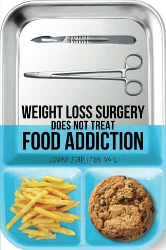 Weight Loss Surgery Does NOT Treat Food Addiction