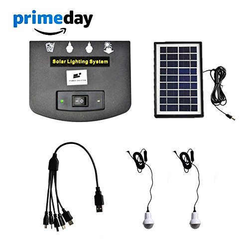 Solar Dc Home Lighting System in Florida - 8
