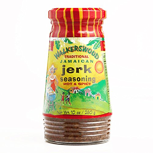 Walkerswood Jamaican Jerk Seasoning 10 oz each (1 Item Per Order, not per case) ()