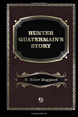 Read Online Hunter Quatermain's Story ebook