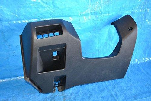 Lower Trim Dash - 07-09 Mazdaspeed3 Driver Lower Dash Trim Panel 2.3L OEM LH 2007-2009