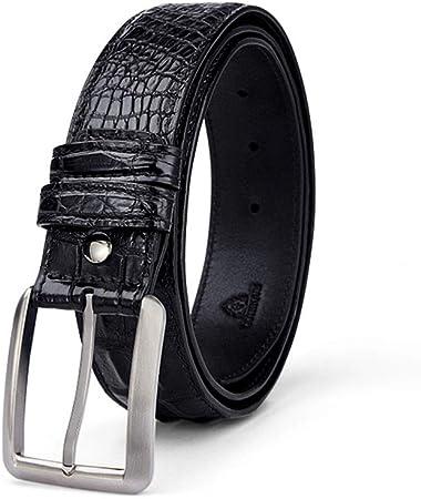 Noir à partir de la ceinture
