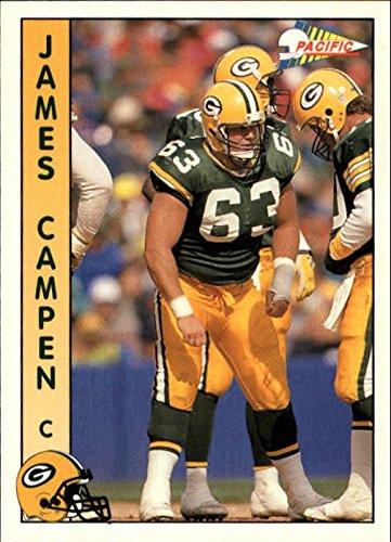 1992 Pacific #424 James Campen