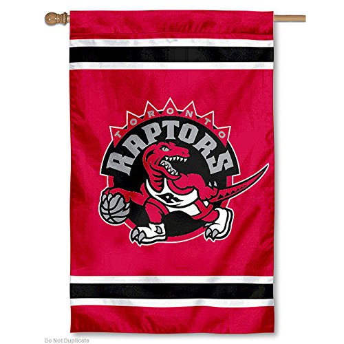 Party Animal Toronto Raptors Banner NBA Flag