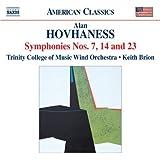 Symphonies N°7, 14 & 23