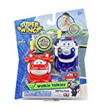 Super Wings Walkie Talkies Jett & Paul Toy