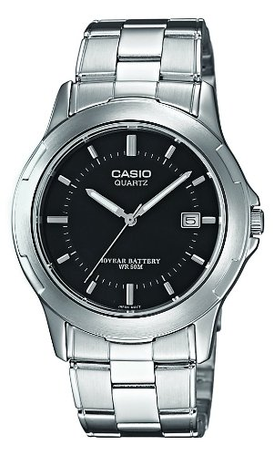 Casio Herrenarmbanduhr Casio Collection MTP-1219A-1AVEF