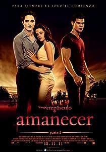 Amanecer - parte 1 (DVD + BR) (edición caja metálica) [Blu-ray]