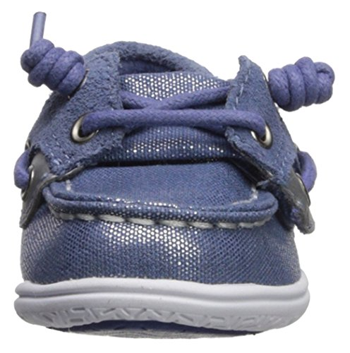 Pictures of Sperry Girls' SHORESIDER JR/Blue Boat Shoe CG59761 6