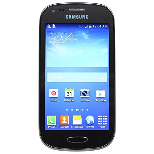 Samsung Galaxy Light Smartphone SGH-T399 - Brown (T-Mobile) (Smartphone Contract)