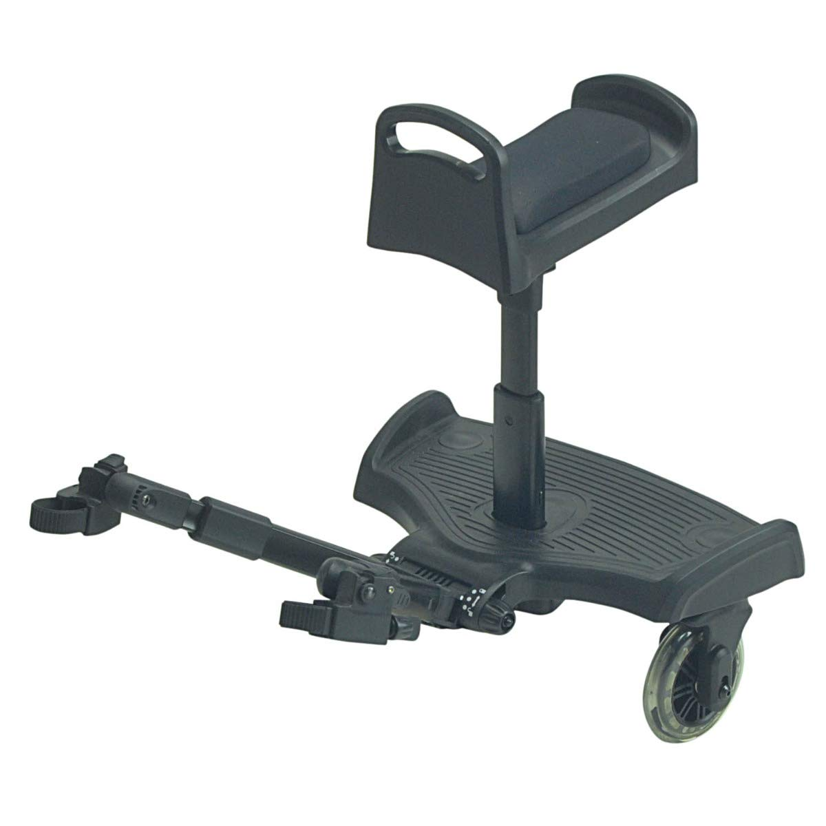Black FYLORide On Board with Saddle Compatible with Cybex Priam