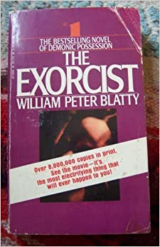 Book The Exorcist by Blatty William Peter (1974-01-01)