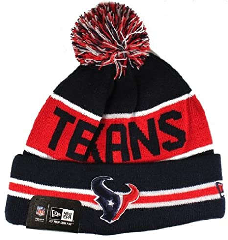 Image Unavailable. Image not available for. Color  Houston Texans Beanie  New Era Cuffed Knit 9d3946159