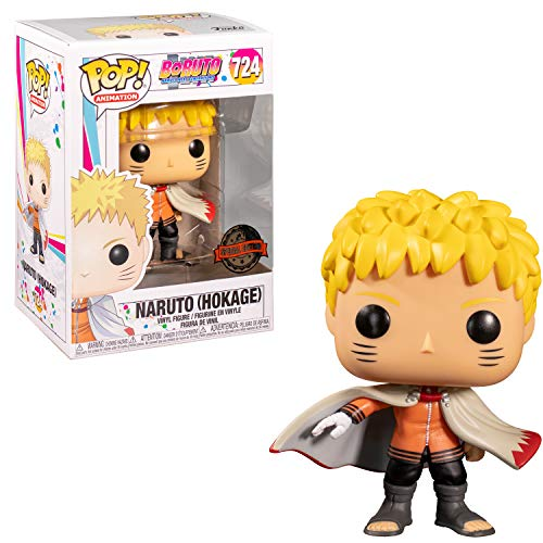 Funko Boruto Naruto (Hokage) Pop Figure (AAA Anime Exclusi
