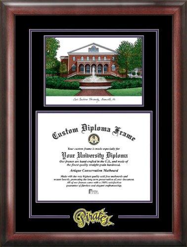 University Diploma Carolina Frame East - Campus Images