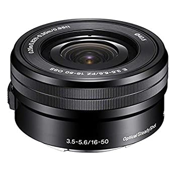 Sony Selp1650 16-50mm Power Zoom Lens (Black, Bulk Packaging) - International Version (No Warranty) 0