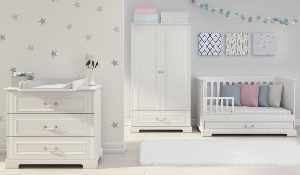 Kindermobel Babyzimmer Ines Weiss Matt Mdf Exclusive Jetzt Bestellen